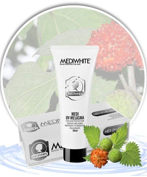 Kem chống nắng trị nám Medi White UV Melasma