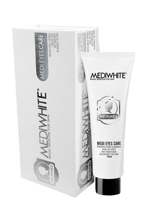 Kem chống thâm quầng mắt Medi White Eyes Care