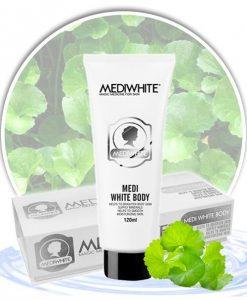 Kem dưỡng trắng toàn thân Medi White