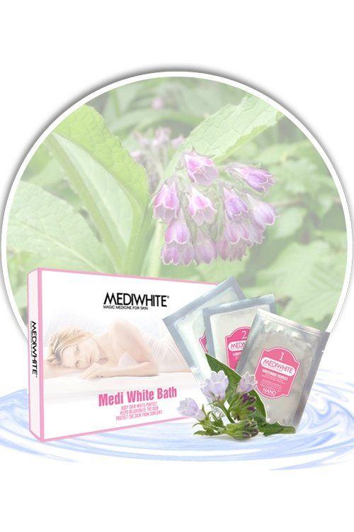 Kem tắm trắng Medi White Bath