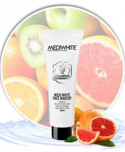 Kem trang điểm chống nắng da mặt Medi White Face Makeup