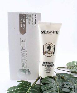 kem trang điểm chống nắng toàn thân Medi White