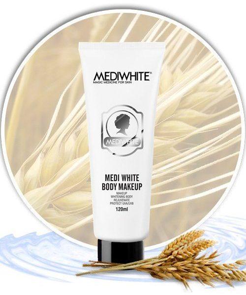 Kem trang điểm chống nắng toàn thân Medi White Body Makeup