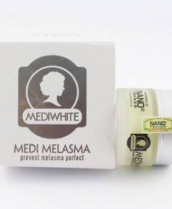 Kem trị nám Medi White Melasma