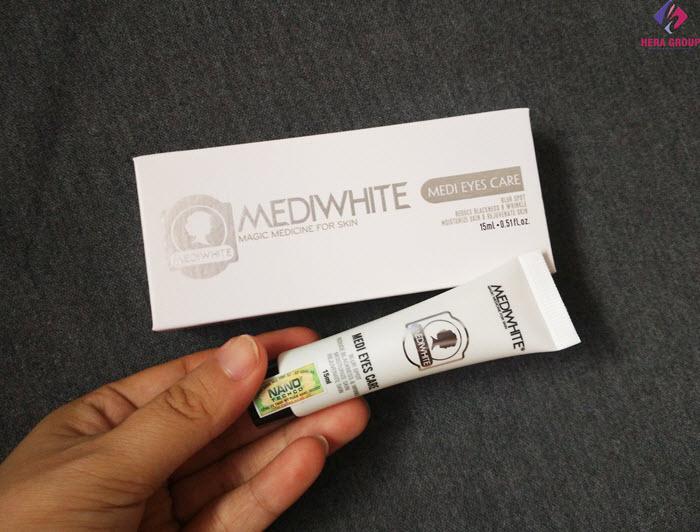 Kem trị thâm quầng mắt Medi White mua ở đâu